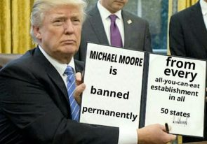 Moore Banned