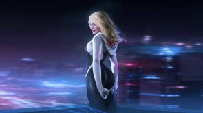 Emma Watson as Spider-Gwen