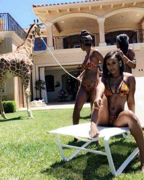 Giraffee women