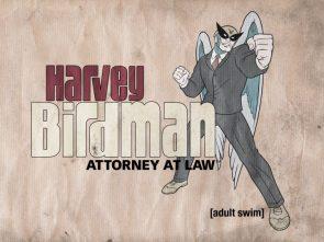 Harvey Birdman – attorney at law
