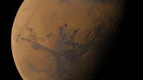 Martian Scar