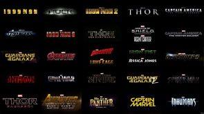 Marvel Movie Logo Wallpaper