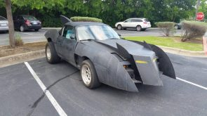 Mazda Miata Batmobile