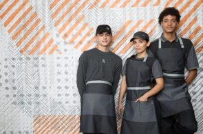 McDonald's New Distopian Uniforms