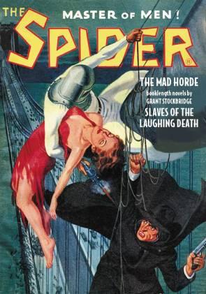 SPIDER – master of men