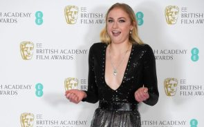 Sophie Turner is derp