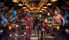 The New Guardians of the Galaxy