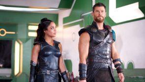 Thor Ragnarok new friend