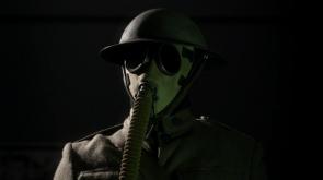 War War 1 gas mask