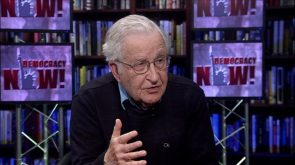 Full Interview Noam Chomsky on Trump's First 75 Days & Much More