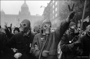 gas masks for peace