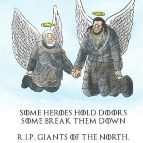 RIP Giants of the North