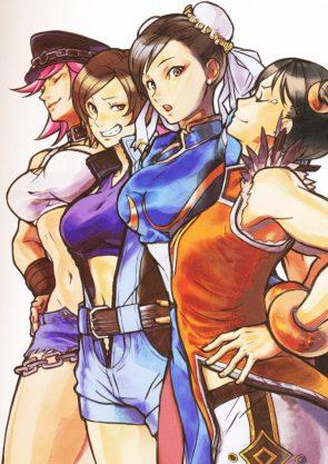 Street Fighter Women
