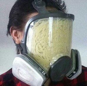 noodle mask