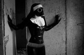 religious gas masks