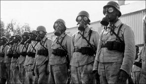 war machine gas masks