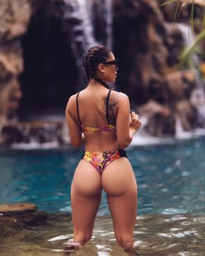 waterfall butt