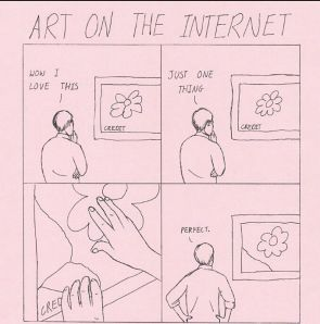 Art On The Internet
