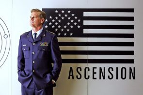 Ascension Uniformed Military Man