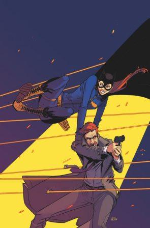 Batgirl 10 by Francis Manapul