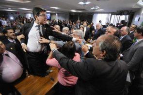 Brazilian politician discussion