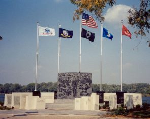 Charles E. Shelton Freedom Memorial Owensboro, KY