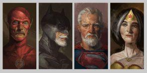 Elderly Heroes