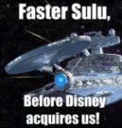 Faster Sulu