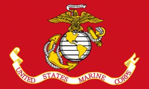Flag of the United States Marine Corps