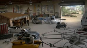 Garage in a Garage