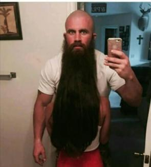 Girlfriend Beard
