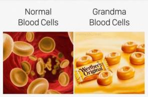 Grandma Blood Cells