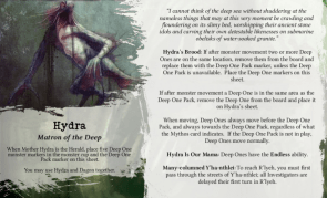 Hydra – Matron of the Deep
