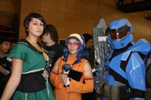 Armageddon Tauranga cosplay