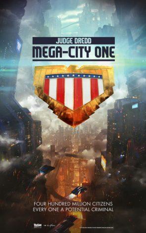 Judge Dredd – Mega-City One