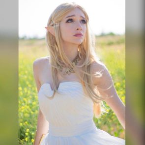 Lyz Brickley as Princess Zelda (Breath of the Wild)