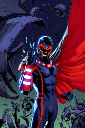 Magneto is Fighting the Secret Empire