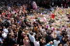 Manchester Terror Attack Tribute to the Victims of a planned explosion