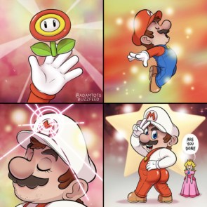 Mario is Fantastic