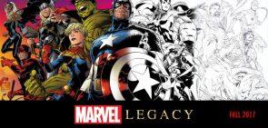 Marvel Legacy by Joe Quesada – Fall 2017