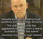 Not My Fault Gianforte