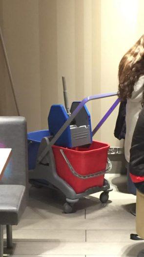 Optimus Prime Bucket