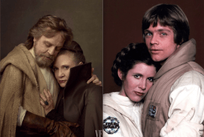 Skywalkers then and now