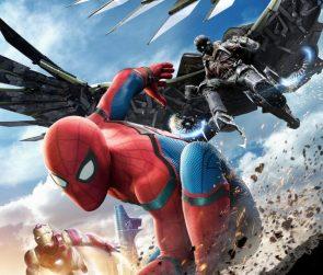 Spider-man and iron man vs vulcher