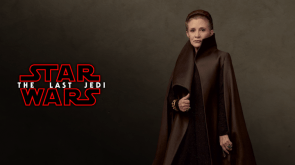 Star Wars- The Last Jedi- Generaly Organa