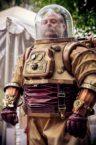 Steam Driven Robo Man