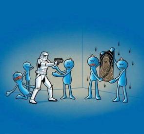Storm Trooper Aim Assist by mr Meseeks