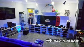 Switch Game Room