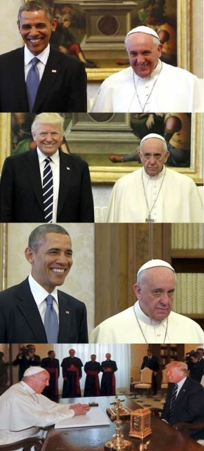 The Pope and presidents