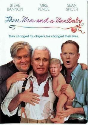 Three Men and a Man Baby